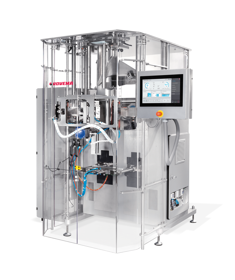BVC 260 Model with unique solutions to address premium snack industry demands