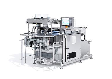 a new Rovema VFFS may increase production speed and flexibility compared to rebuilding an older vertical form fill and seal machine