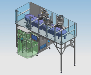 Collect Buffer Feed System at PACK EXPO Las Vegas CAD File