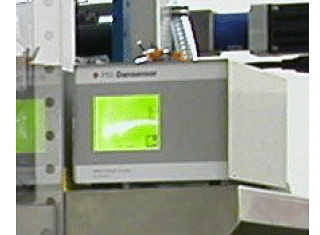 residual oxygen on line analyzer to continuously monitor oxygen level in CPG packaging