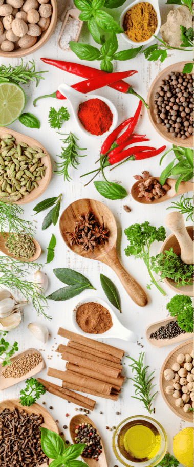 What is the best packaging for salt, spices or herbs?