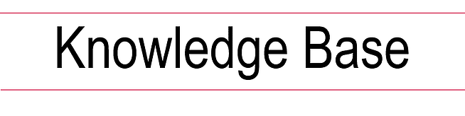 Knowledge Base-1