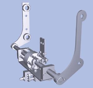Revolver Adjustment for Stabilo Seal Device