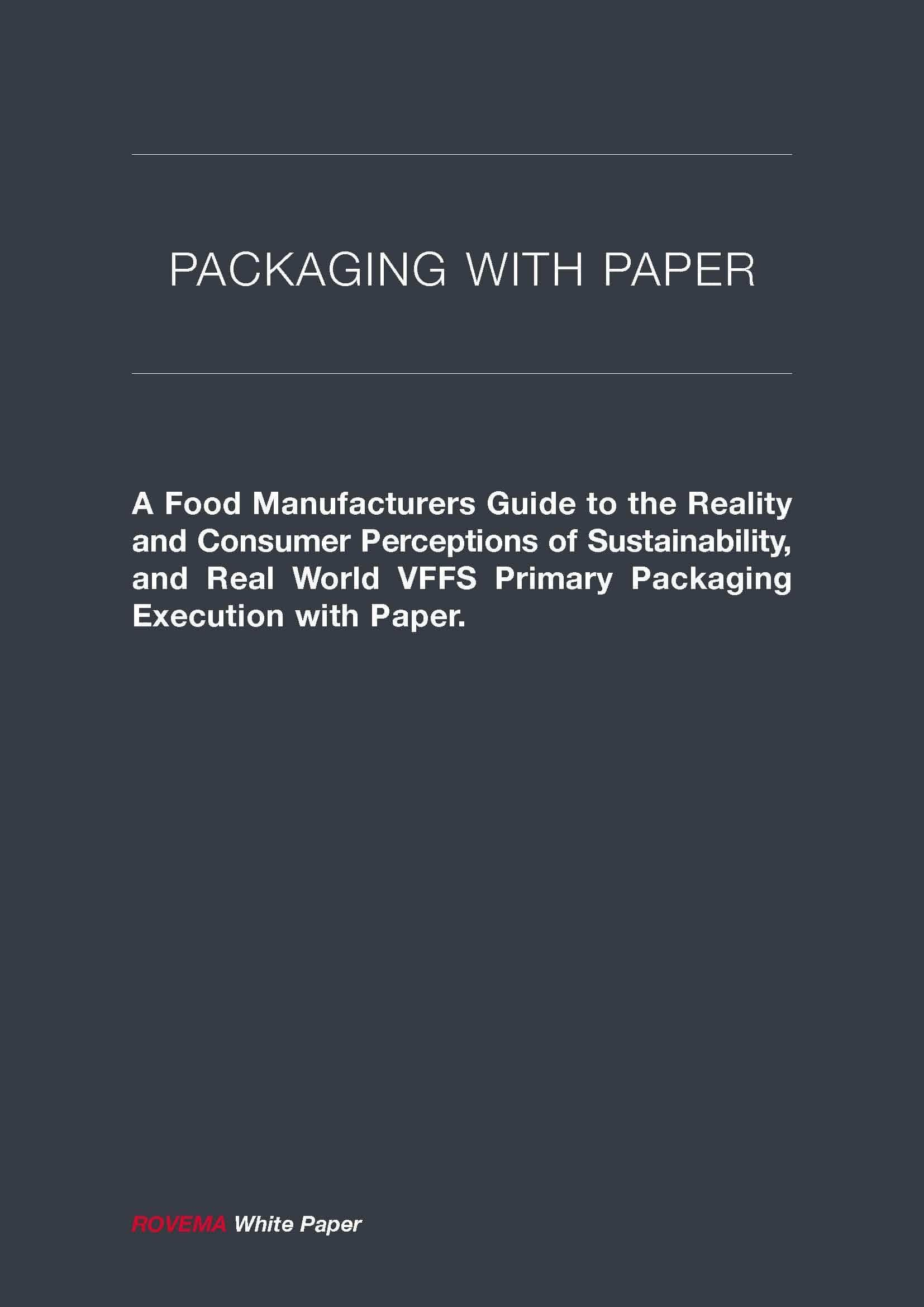 Roveman Paper Packaging for VFFS