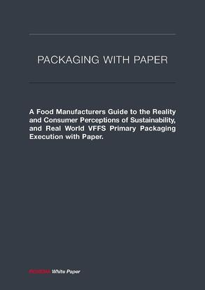 Rovema Paper Packaging for VFFS