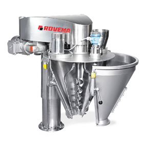 SDH-Auger Doser for maximum food safety and hygiene