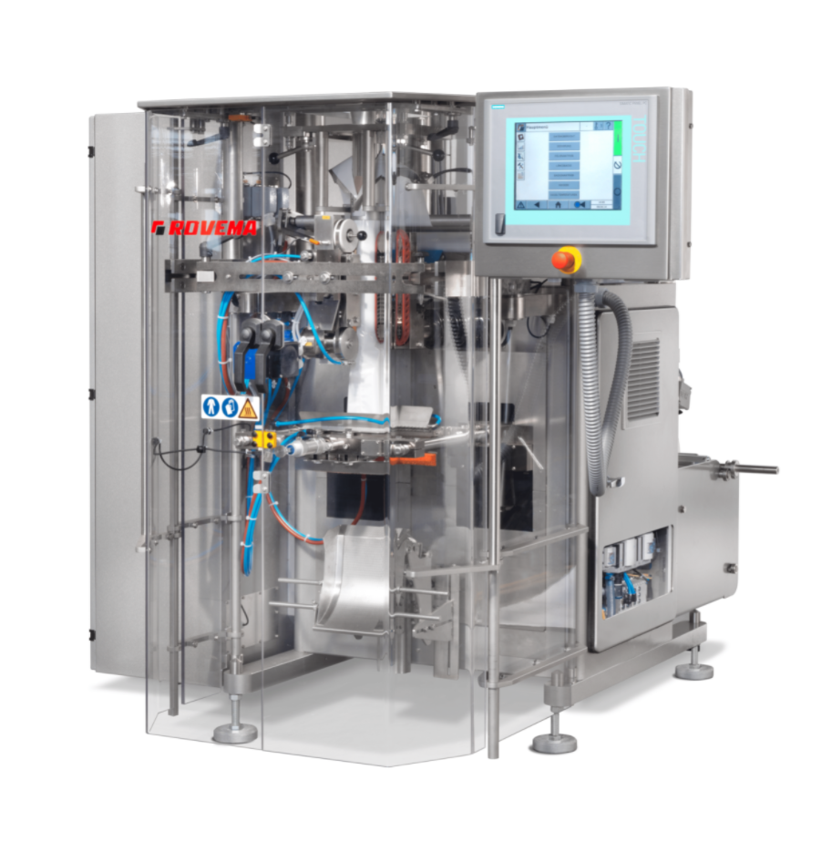 BVC180 VFFS machine for powder product packaging