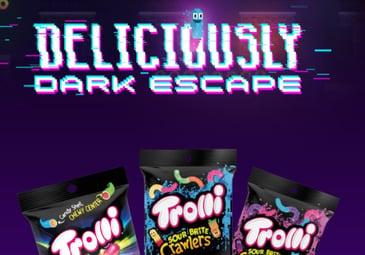Trolli Deliciously Dark Escape