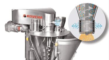 Vaccuum Auger for Dust Free Bulk Powder Filling-1