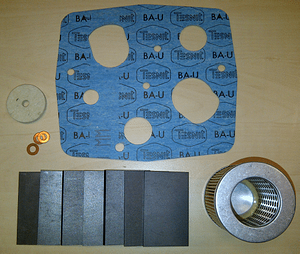 Wear Part Kit for Vacuum Pump