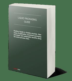 Liquid Packaging Guide 3D Rendering Ebook Cover