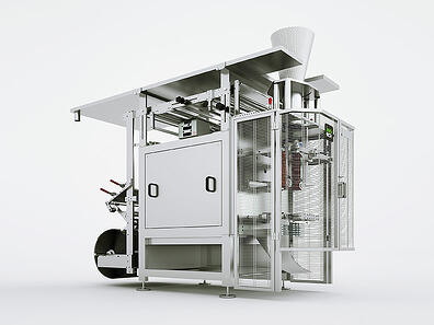 Inno-tech Packaging Machinery for Frozen Food