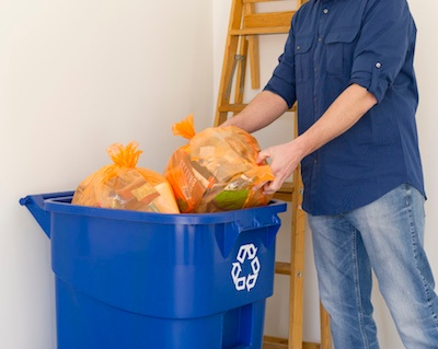 Dow Chemical Hefty Energy Bag program solves sustainability and recycling challenges with multilayer standup pouches
