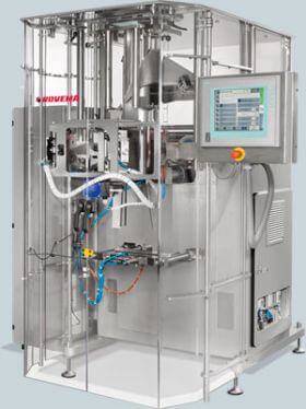 BVI - Intermittent Motion Vertical Form Fill Seal Machine (VFFS)