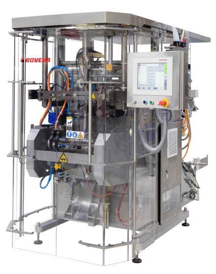 BVK - Continuous Motion Vertical Form Fill Seal Machine (VFFS)