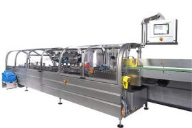 CMH-C Continuous Motion End Load Cartoner