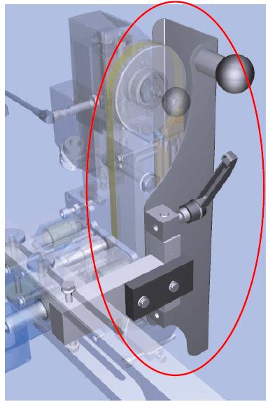 Retrofit Kit for Sealing Belt