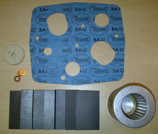 Wear Part Kit for Vacuum Pump