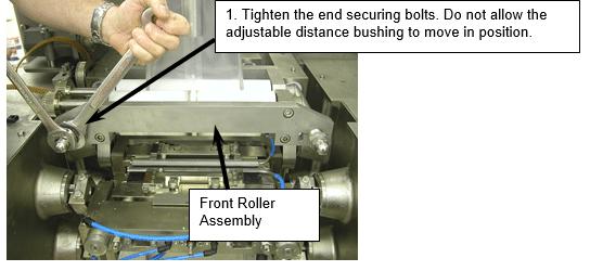 Squeeze Roller Alignment