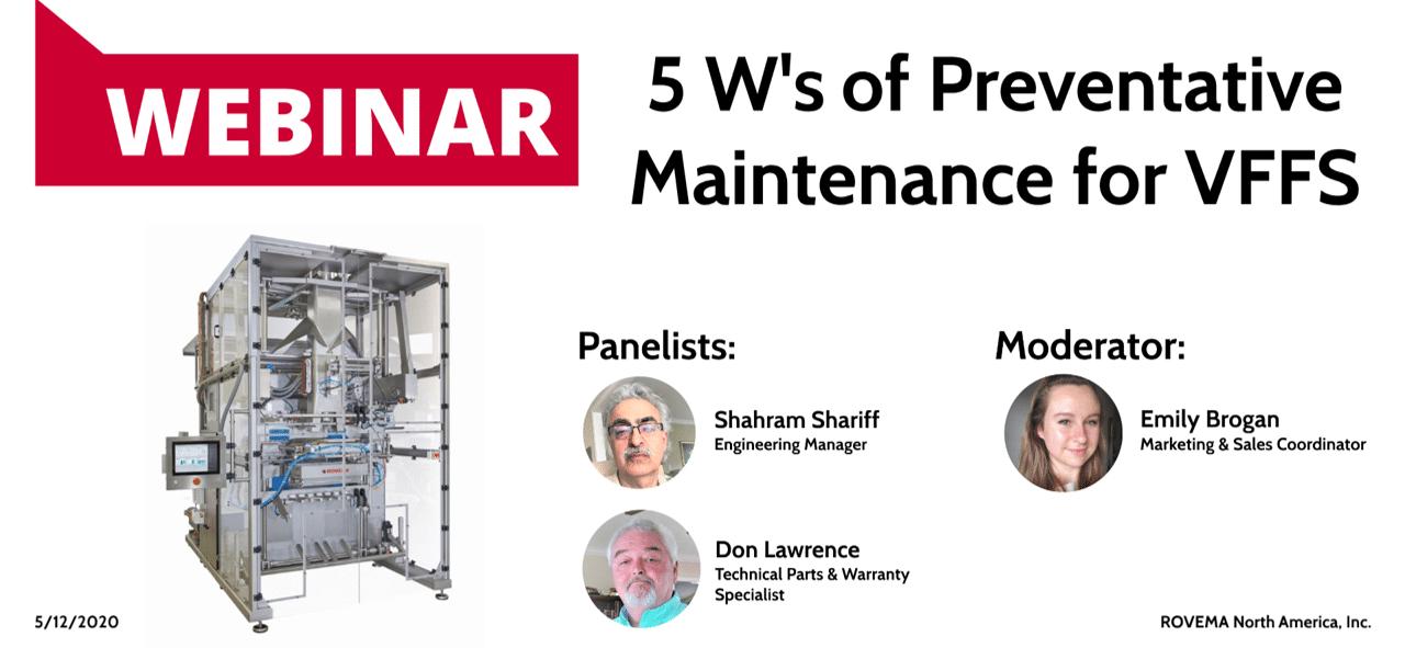 webinar-vffs-service-expert-panelists-preventative-maintenance